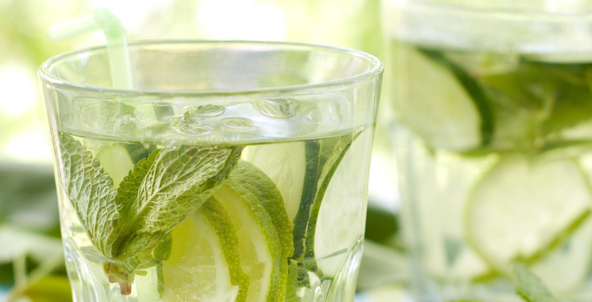 lychee sake spritzer cucumber mint lemon spritzer cucumber mint ...
