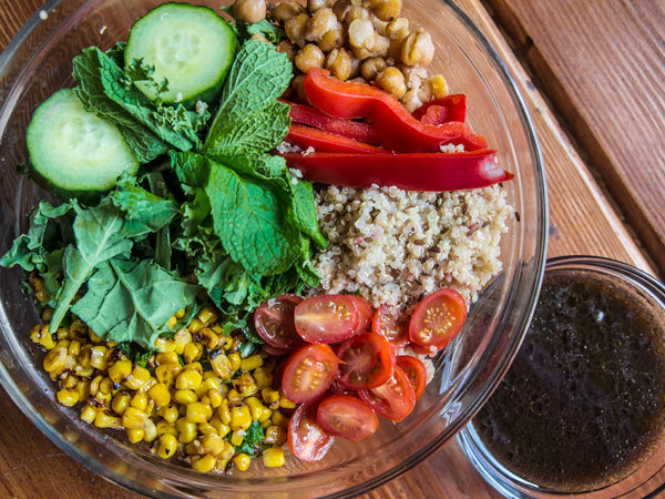 Healthy Rainbow Recipes To Celebrate Pride. - Caroline Jordan