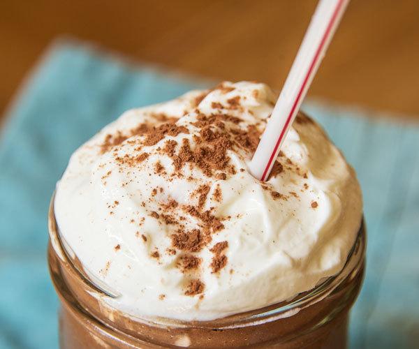 Chocolate Almond Protein Pancakes Magazine