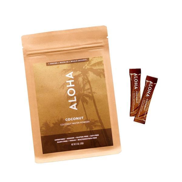 100702305.sweetener powder coconut water 6oz bag.0