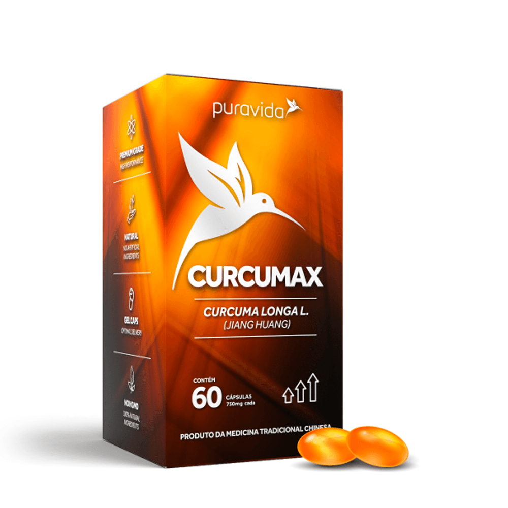 CURCUMAX 500MG 60CAPS