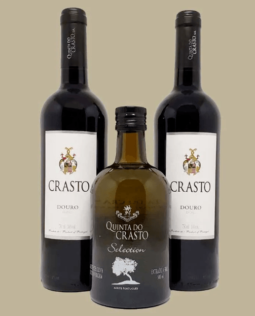 Kit Quinta do Crasto