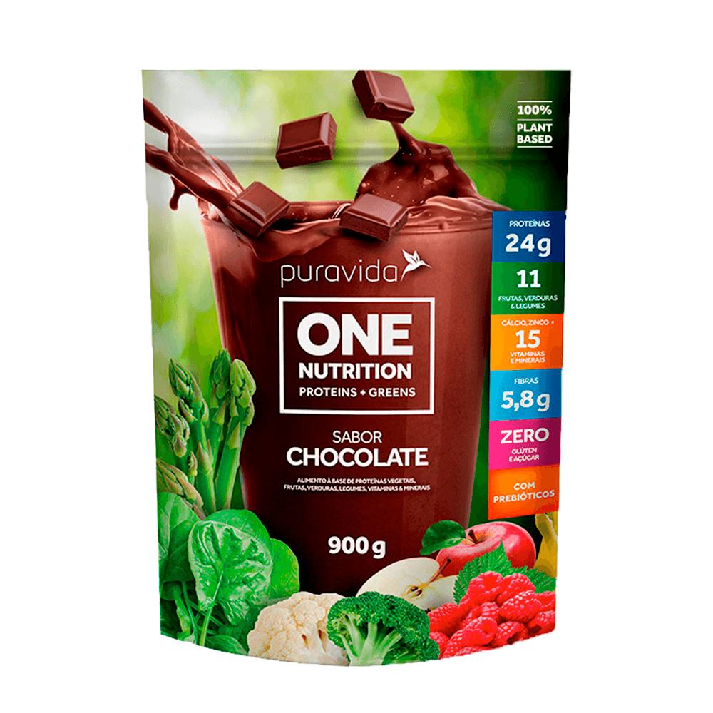 ONE VEGAN CHOCOLATE 900G PURA VIDA
