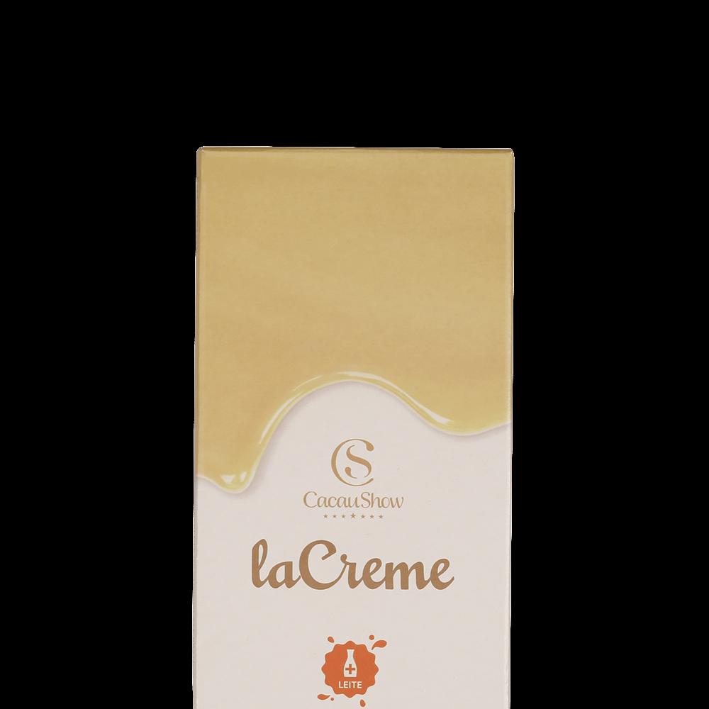 TABLETE LACREME BRANCO 100g