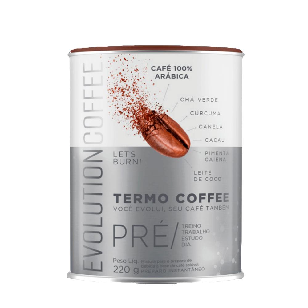 TERMO COFFEE 220G EVOLUTION COFFEE