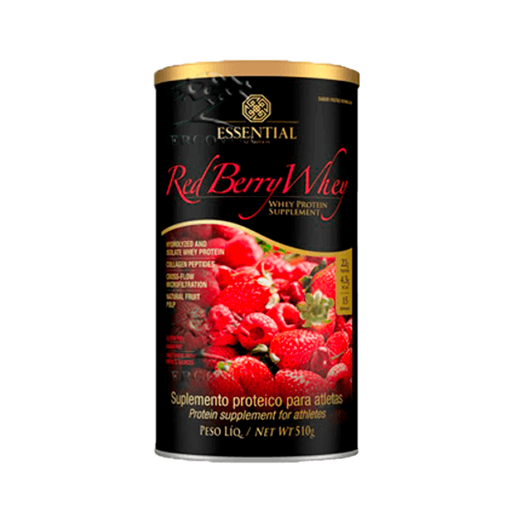 WHEY RED BERRY 510G