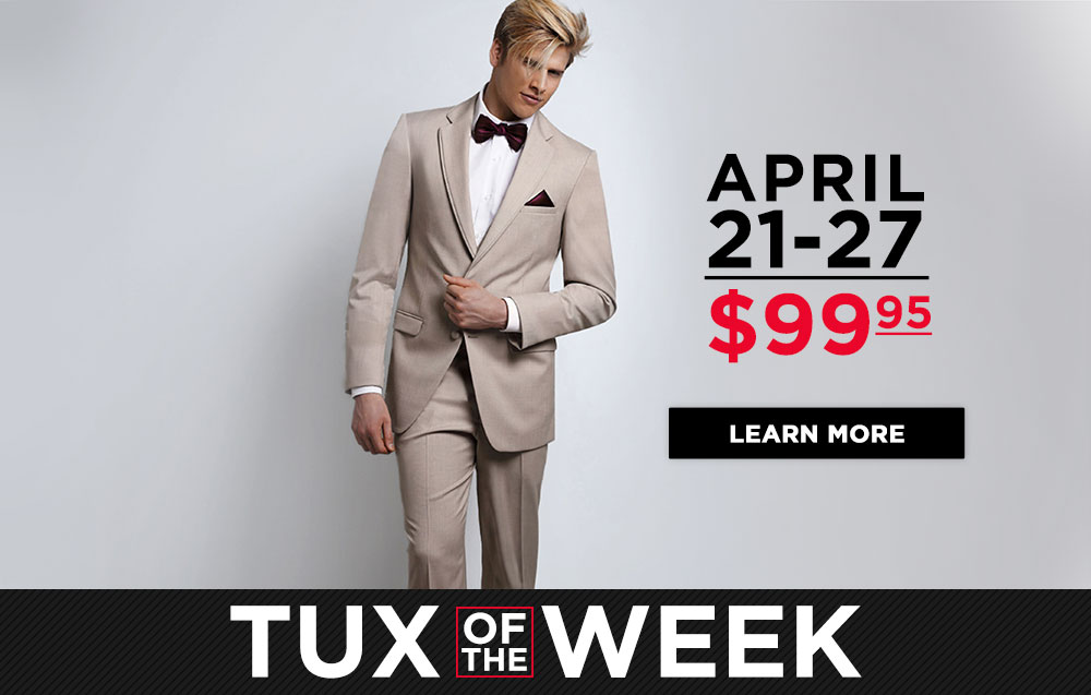 Prom Tux of the Week - $99.95