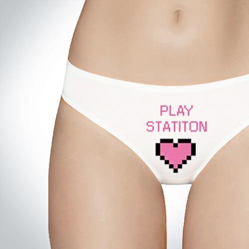 Playstation Undies - Panties - Strings - Thongs