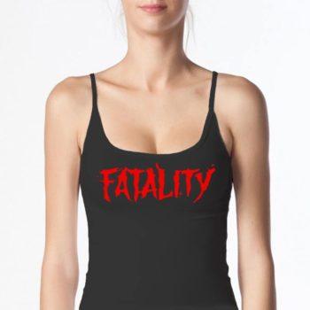Mortal Kombat Fatality Tank Tops - Seamless Singlets