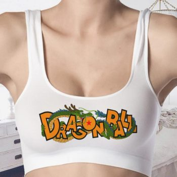 Dragon Ball Bralettes - Bra - Crop Tops