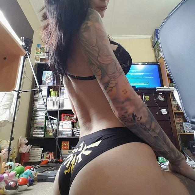 Gamer Girls - Lingerie, Underwear , Panties