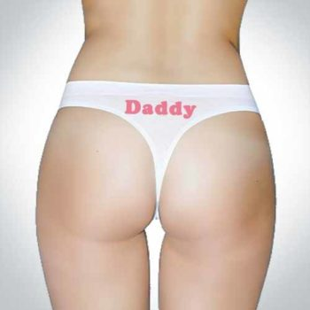 Daddy Thongs - Strings - Seamless Underwear