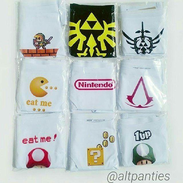 Gamers Underwear Pack