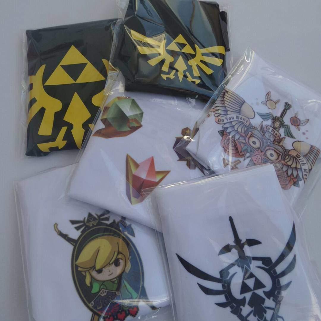 The Legends of Zelda Undies - Gamer Girl Lingerie
