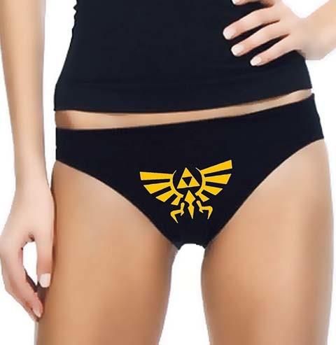 Zelda Crest Panties