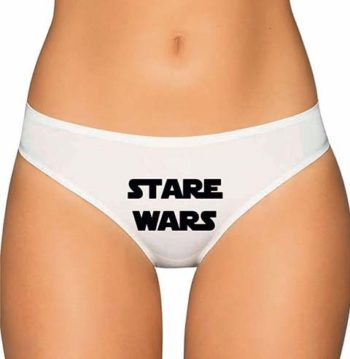StareWars Panties