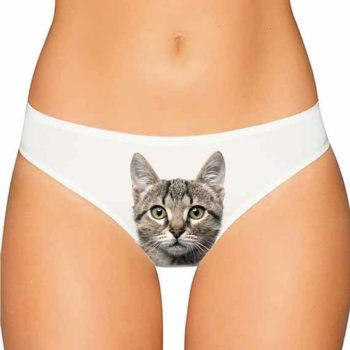 Kitty Cat Panties - Pussy Cat Panties