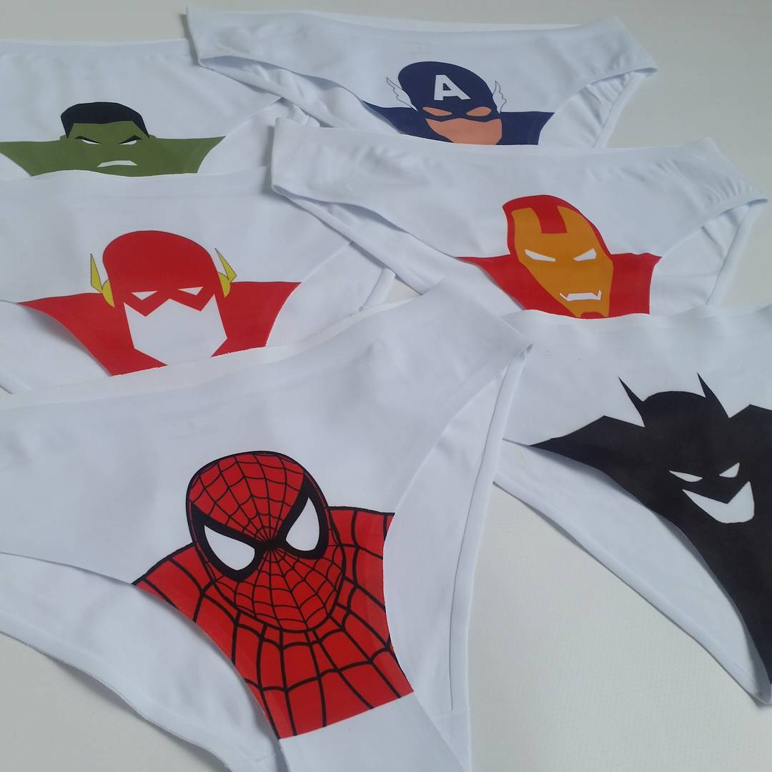 Superheroes Panties - AltPanties Instagram Post