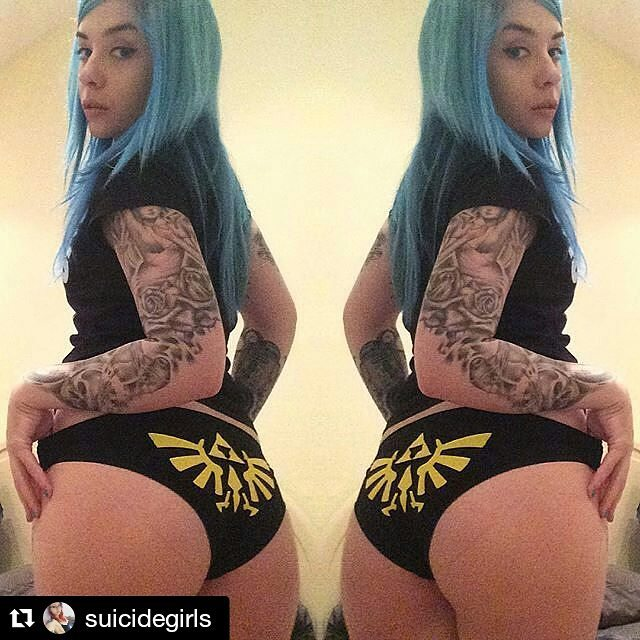 AltPanties Instagram Post