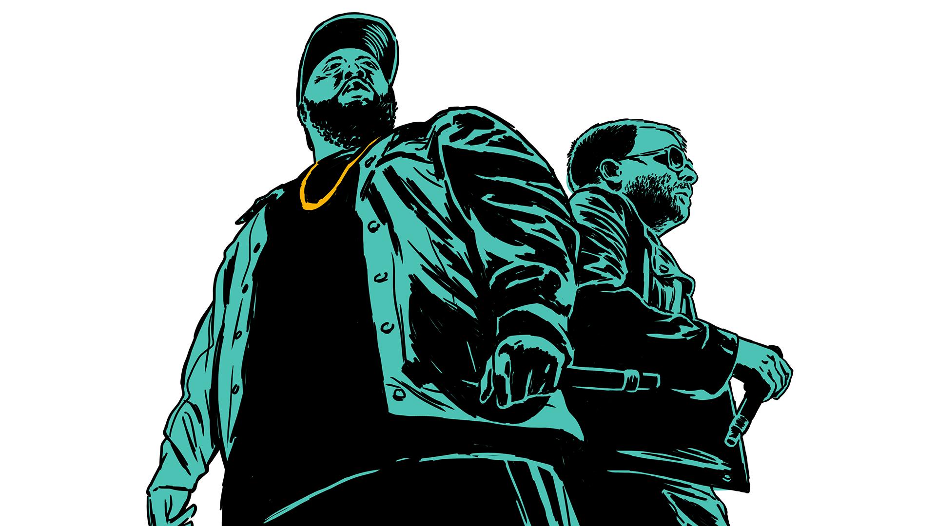 Run The Jewels Rap S Radical Bffs Mtv