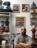 Small wandless studio