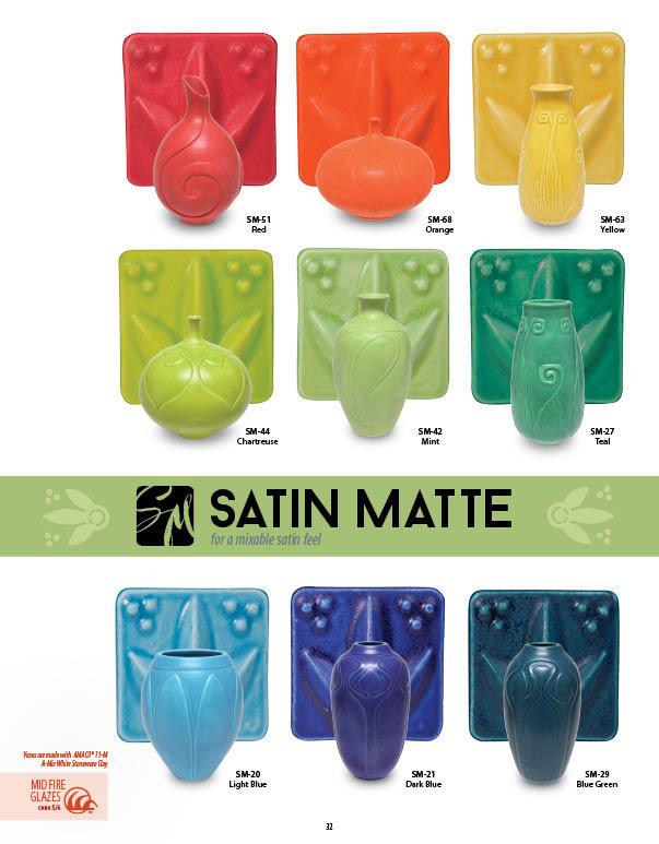 Matte Satin
