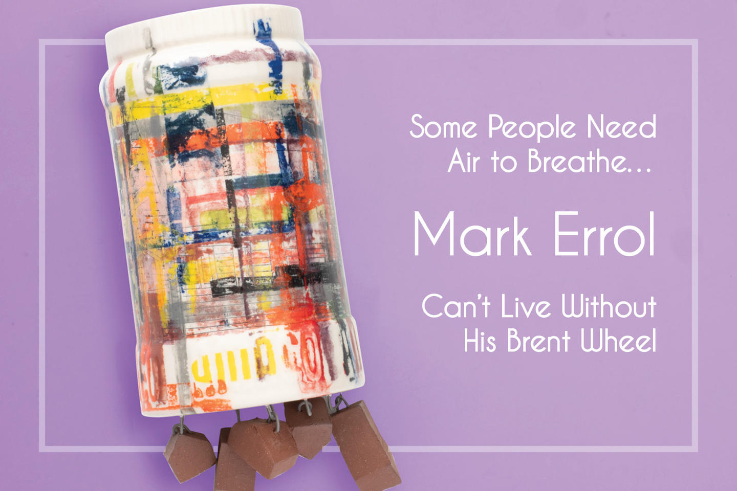 Some People Need Air to Breathe. Mark Errol Can't Live