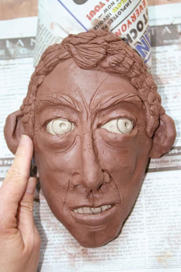 Clay Face Masks Amaco Brent