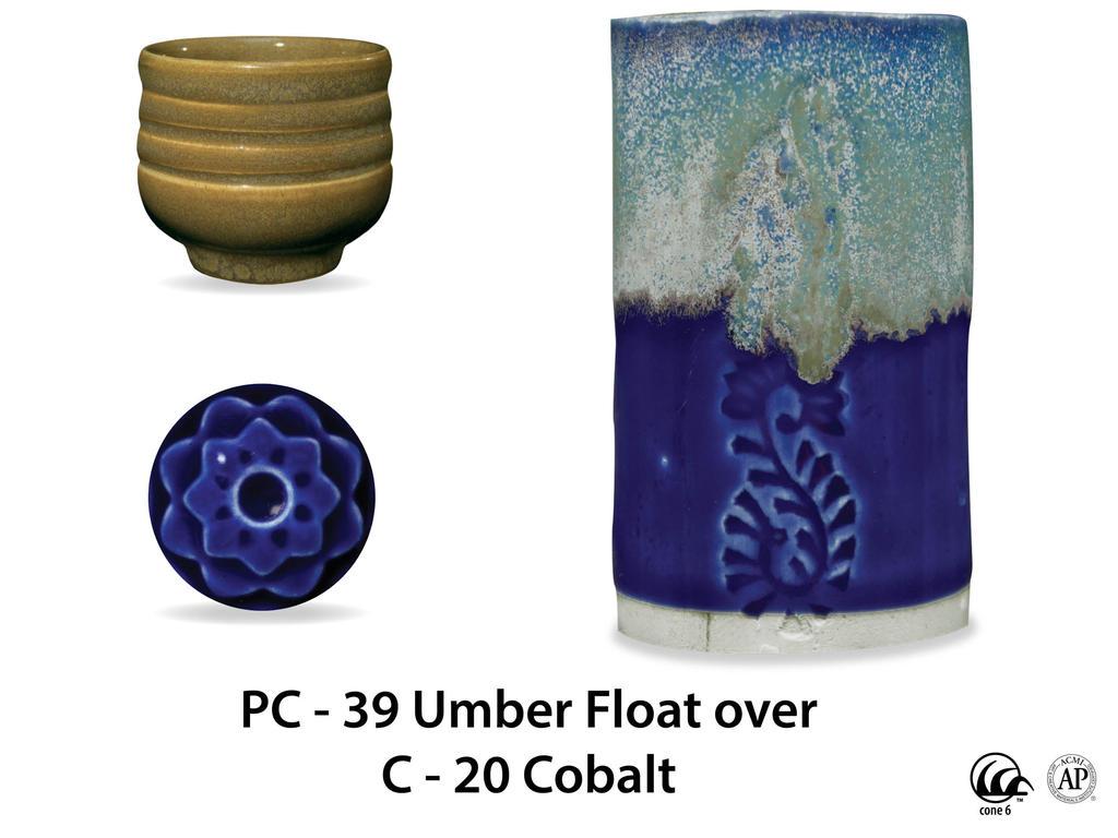 Cobalt oxide glaze material 100gmes
