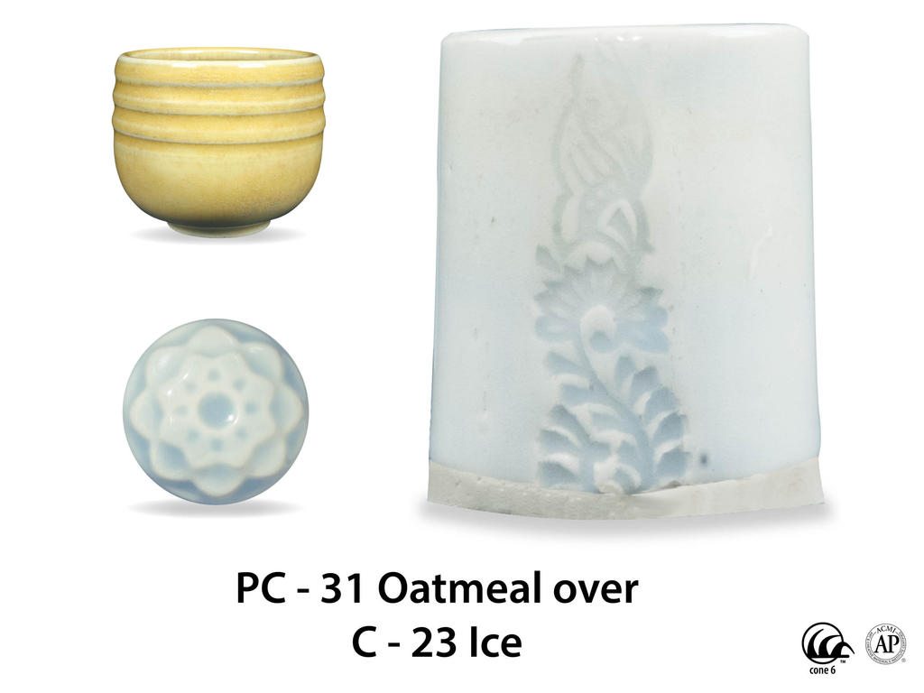 C 23 Ice C Celadon High Fire Glazes Amaco