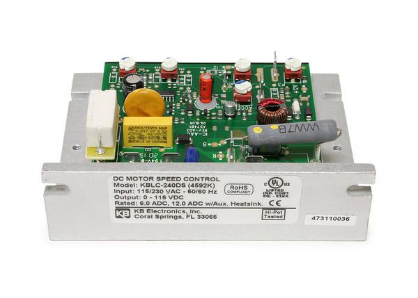 Motor controller pcb 22140r