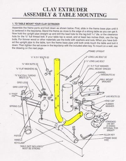 Hx main support pipe
