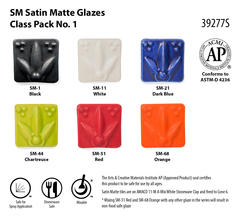 Class Packs and Sets > Satin Matte Class Pack #1