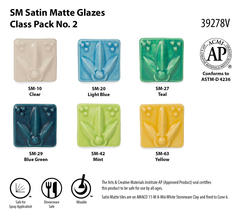 Class Packs and Sets > Satin Matte Class Pack #2