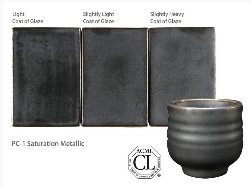 Pc 01 Saturation Metallic Pc Potter S Choice