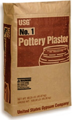 Mold Making > Pottery Plaster 50#