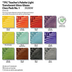 Class Packs and Sets >  Class Pack: (TPL) Teacher's Palette Light  12 Pints