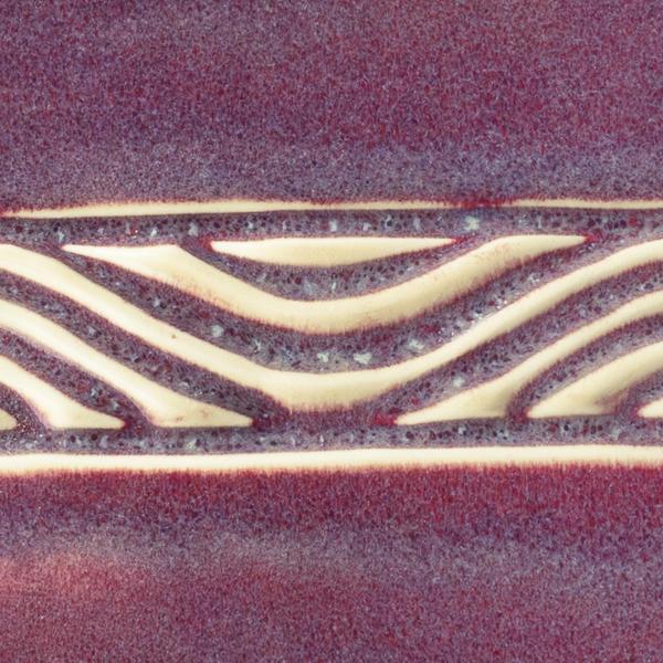 Pc 71flambe glazechip 6x6