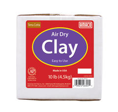 Air Dry Clay > Air Dry Clay Terra Cotta
