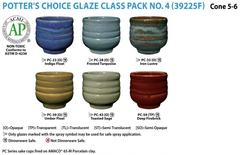 Class Packs and Sets > Class Pack: (PC) Potter's Choice No.4