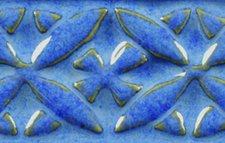 Pc 23 indigo float 1*5 textured tile