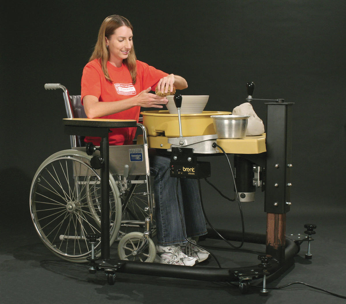 Model 16 Adaptive Brent Pottery Wheel Brent