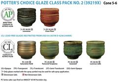 Class Packs and Sets >  Class Pack: (PC) Potter's Choice No.2