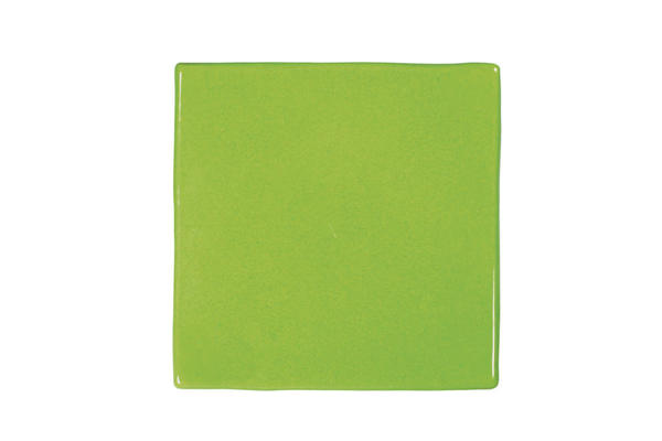 Hf 142 chartreuse square plate sized