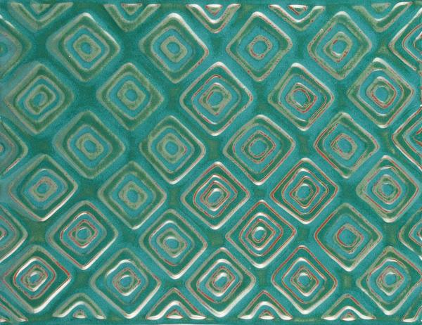 A40 seafoam green tm2 tribal diamond tile 2048px