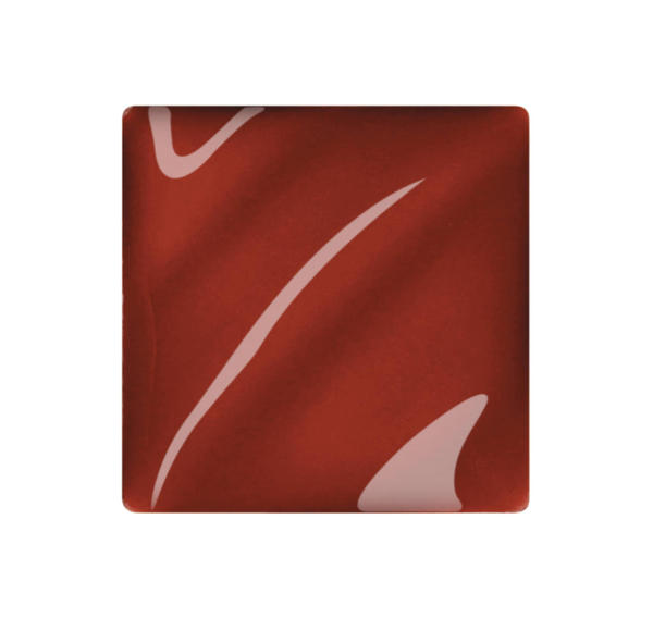 Tp 58 brick red 1 inch tile