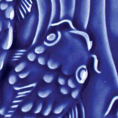 (LG) Low Fire Gloss > LG-21 Dark Blue