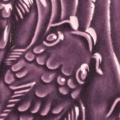 (LG) Low Fire Gloss > LG-55 Purple