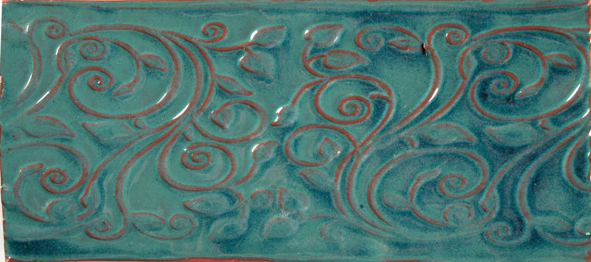 Turquoise Tile class pack: (o) opalescents : low fire glazes