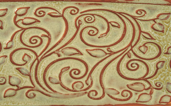 O 30 autumn leaf tile